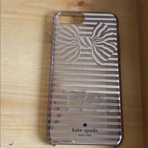 Kate spade ♠️ IPhone 7plus case